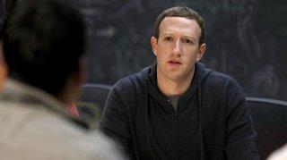 Etats-Unis: le patron de Facebook sera auditionné le 11 avril au parlement