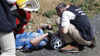 Cyclisme: le Belge Michael Goolaerts est décédé dimanche soir après la course Paris-Roubaix
