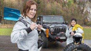 Rallye-raid: deux Valaisannes livrées à elles-mêmes dans le désert marocain durant neuf jours