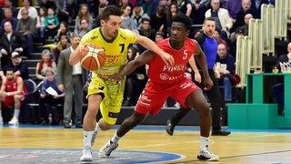 Monthey composte son ticket pour les play-off