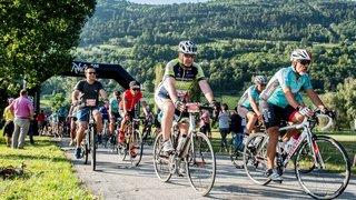Un challenge pour les cyclosportives en Valais