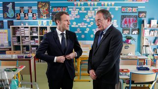 Macron: opération reconquête