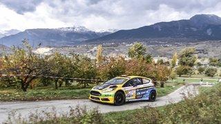 Rallye: deux Valaisans dans le rôle des acteurs principaux