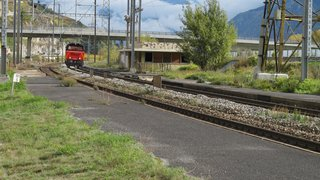 Un téléphérique entre Lens et la plaine pour accélérer la réouverture de la gare de Granges?
