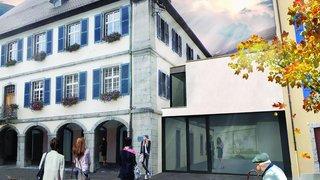 Saint-Maurice: réflexion autour de l'hôtel de ville