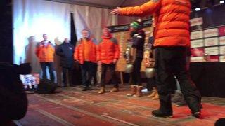 Crans-Montana accueille les championnes olympiques