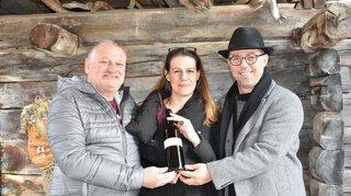 Avec José Vouillamoz et Didier Joris, on a dégusté la diolle, disparue depuis plus d'un siècle