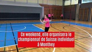 Valais: des gymnastes de Monthey à la conquète du championnat suisse de corde à sauter ou Rope Skipping