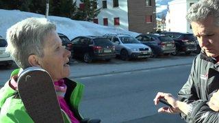 Crans-Montana: fâchés ou compréhensifs, comment réagissent les touristes à la fermeture du domaine skiable par CMA?