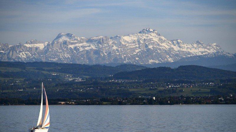 Lac de Constance: un plongeur perd la vie alors qu'il explore l'épave d'un bateau