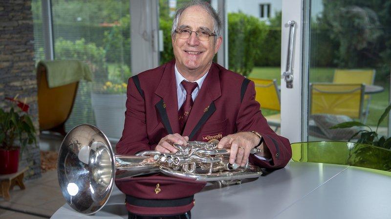 Bernard Sauthier est très apprécié au sein de sa formation.