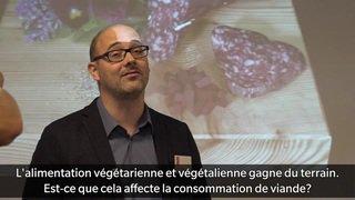 Les bouchers suisses satisfaits par la consommation de viande