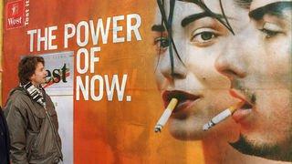 Les jeunes sont des cibles privilégiées de la publicité pour le tabac