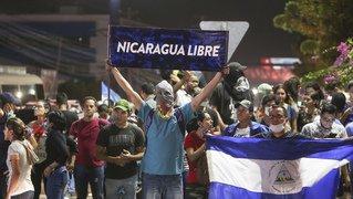 Manifestations au Nicaragua: au moins 24 morts