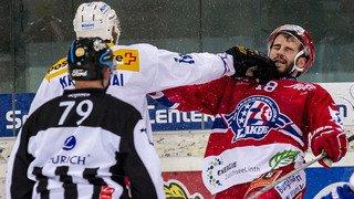 Hockey: il faudra un 7e match pour savoir qui de Kloten ou de Rapperswil jouera en National League l'an prochain