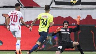 Super League: Le FC Sion finit bien sa saison en dominant le FC Thoune