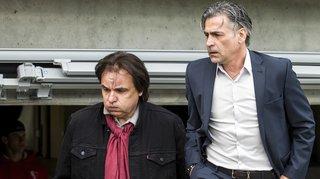 FC Sion: le divorce entre Christian Constantin et Maurizio Jacobacci approche