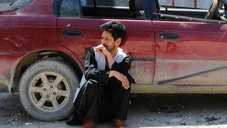 Attentat anti-électoral de l'EI à Kaboul