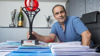 Portrait: Régis Udressy, le bienfaiteur de l'ombre projeté dans la lumière