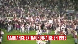 Les événements marquants sur l'ancienne pelouse du stade de Tourbillon
