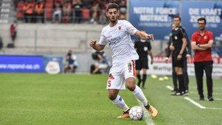 Le défenseur du FC Sion Jan Bamert ne regrette pas son choix