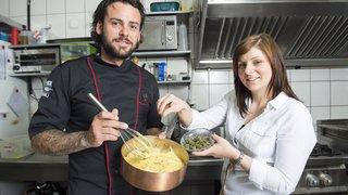 Morgins: un restaurant saupoudre ses plats de cannabis légal