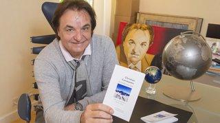 Sion 2026: Christian Constantin se confie dans un livre envoyé à tous les ménages valaisans