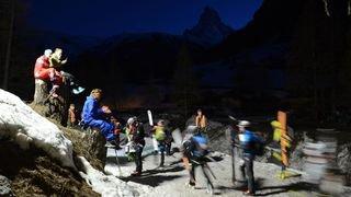 Deuxième départ de rêve pour la PdG à Zermatt