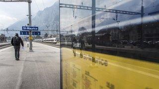 Saint-Maurice: levée de boucliers contre la fermeture du guichet de gare