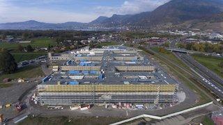 Rennaz: le point sur l'avancée des travaux de l'hôpital Riviera-Chablais (HRC)