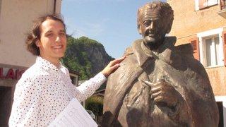 La musique d'Arthur Parchet mise en lumière à Aigle et à Vouvry