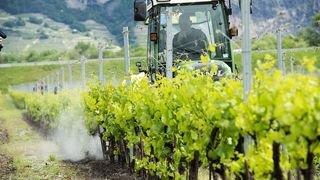 Deux nouvelles stations d'essai agronomiques en Valais