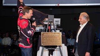 Ski extrême: le Valaisan Sylvain Saudan donne son nom à un couloir mythique dans une station canadienne