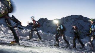 Patrouille des Glaciers: les départs avancés d'une heure vendredi soir et samedi matin