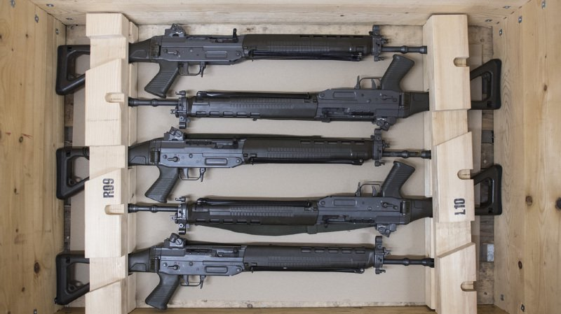 Exportations d'armes: tollé à gauche après la proposition du Conseil fédéral