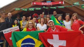 Brésil-Suisse en compagnie de Mathias Reynard