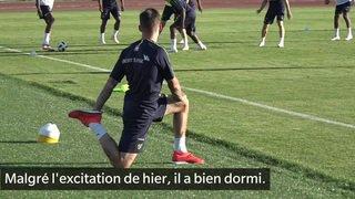 Steven Zuber - Le rayonnant buteur de l'équipe de Suisse