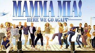 """Film """"MAMMA MIA ! HERE WE GO AGAIN"""" - Open Air Cinéma Sion"""