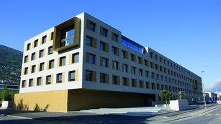 Sion: le Groupe Mutuel inaugure son nouveau centre de service dernier cri
