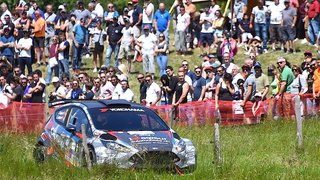 Au Rallye du Chablais, le malheur des uns a fait le bonheur des autres