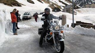 On roule au col du Grand-Saint-Bernard, même si ça coûte cher