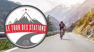 Le Tour des Stations - Valais Cycling Festival