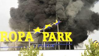 Allemagne: important incendie à Europa Park