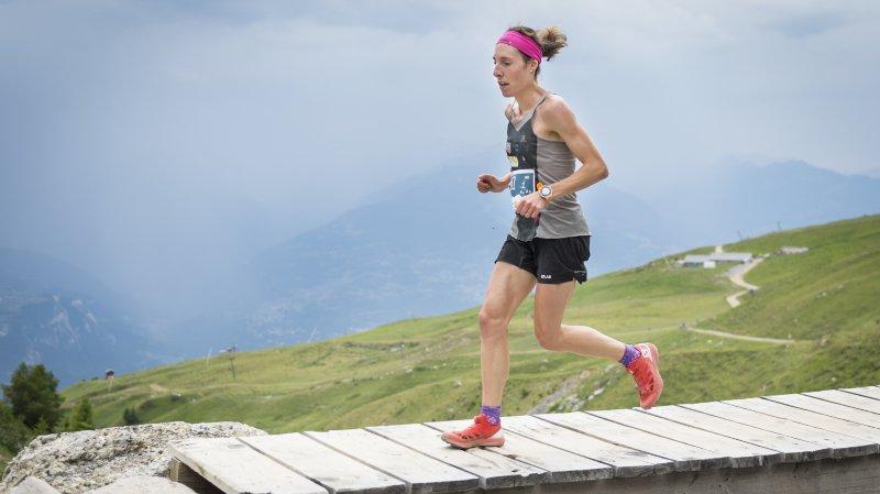 Tour des Alpages: Maude Mathys n'a pas de limite