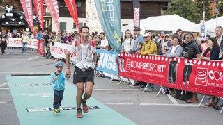 Course à pied: Ryan Baumann a réussi un dix sur dix au Trail Verbier Saint-Bernard