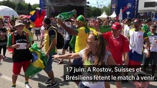 23 jours à la Coupe du monde: retour en images