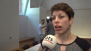 """Lisa Mazzone: """"Le service civil apporte quelque chose à la collectivité"""""""
