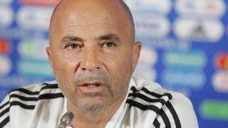Coupe du monde 2018: la Fédération argentine met fin au contrat de Jorge Sampaoli