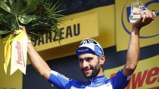 Tour de France: après la première étape, Fernando Gaviria remporte la quatrième au sprint