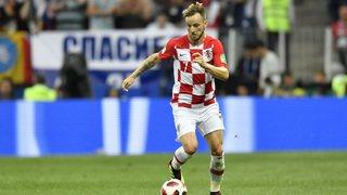 """Coupe du monde 2018: pour Rakitic la Croatie était """"la meilleure équipe"""""""